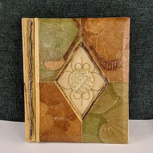OOAK! Unique Golf & Nature Themed Photo Album
